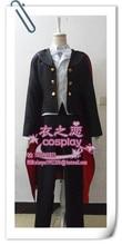 2016 Чиба Мамору набор костюм Сейлор Мун Косплей Смокинг Костюм Маски для партии