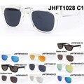 Moda Excelente Qualidade Dobrável Folding óculos de Sol Homens Mulheres Óculos de sol Tons