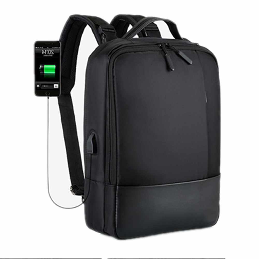 ce2f0e8acc7e COOLBELL Backpack 17.3 inch Laptop Backpack Nylon Waterproof ...