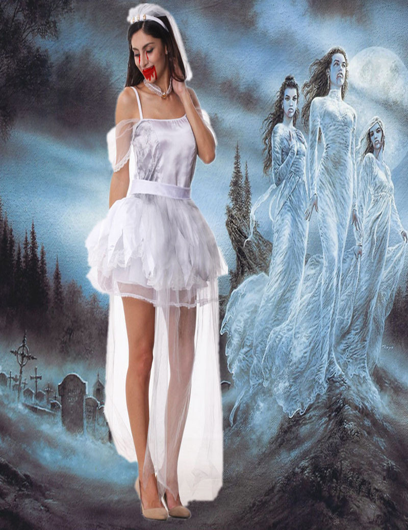 Fantastic Corpse Bride Inspired Wedding Dress Component - All ...