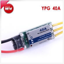 Gartt ypg 40a borstelloze elektronische speed controll esc hoge kwaliteit gratis verzending