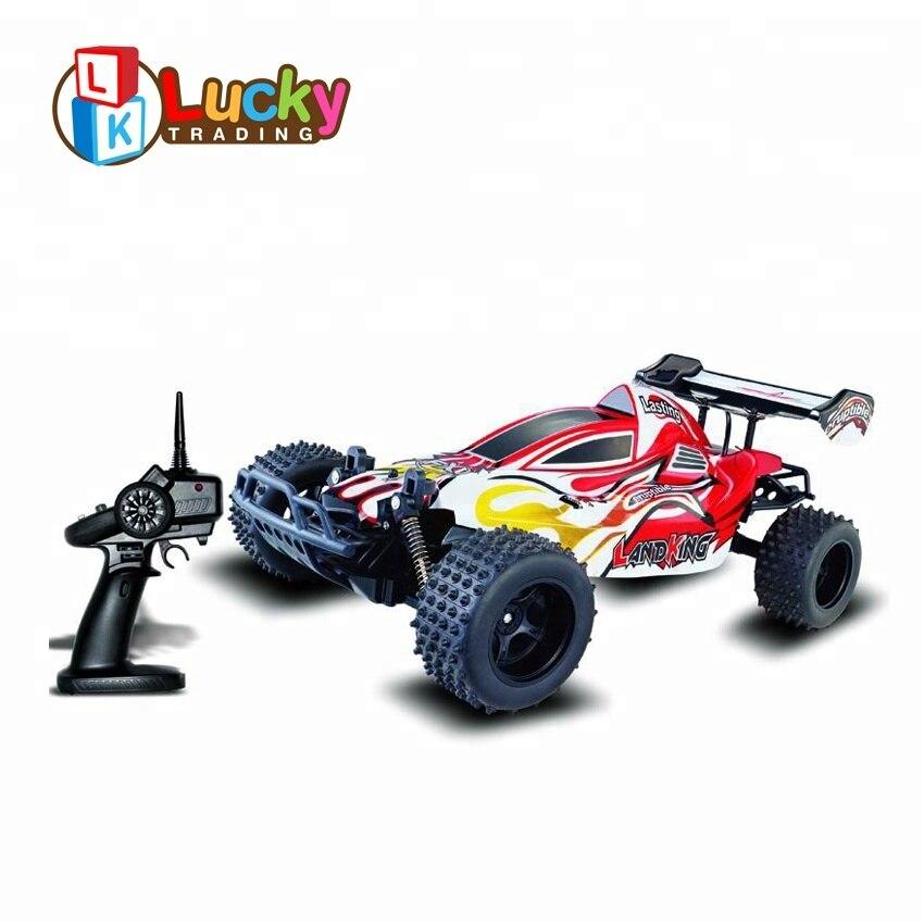 Haute vitesse Cool télécommande voiture de course Buggy 1:10 4 canaux RC escalade voiture Radio contrôle jouets carro de controle remoto