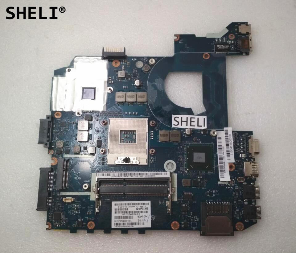 SHELI For ASUS A45V A45VD K45VM K45VD Motherboard QCL40 LA-8221P GT630MSHELI For ASUS A45V A45VD K45VM K45VD Motherboard QCL40 LA-8221P GT630M