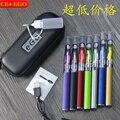 Nueva eGo e Cigarette CE4 eGo Kits atomizador 650 mah 900 mah 1100 1300 mah batería cremallera estuche eGo CE4 cigarrillo electrónico