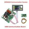 NEUE DPS5020 Konstante Spannung Strom Schritt Unten Kommunikation Digital Power Supply Buck Spannung Konverter LCD Voltmeter 50V 20A Multimeter    -