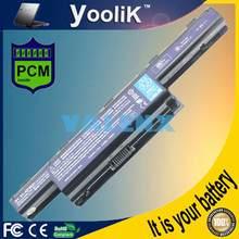 NEW bateria do portátil para Acer Aspire V3 571G AS10D41 AS10D81 AS10D61 AS10D31 AS10D71 4551G 4741G 4771G 5741 5755 7551