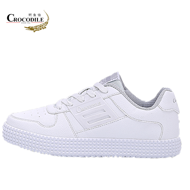 Crocodile Men Skateboarding Shoes Stable Athletic Sport Shoes Tennis Hombre Leather Shoes For Men Trainer Skate