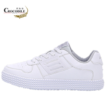 Crocodile Men Skateboarding Shoes Femme Athletic Sport Tennis Hombre Leather For Trainer Women Jogging Footwear