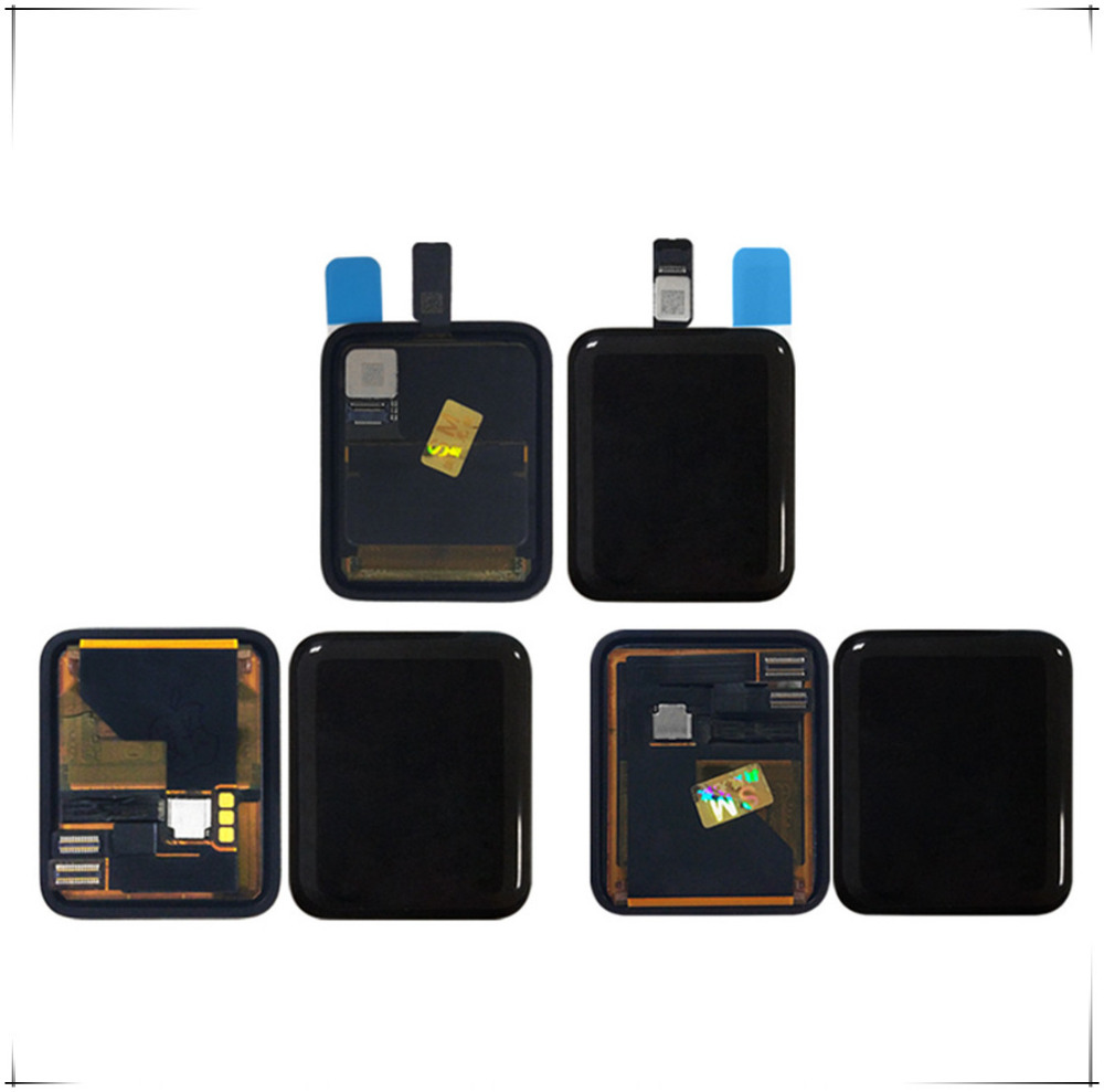 New Original 42mm Sport Version LCD Display Touch Screen Fit For Apple Watch Display Screen 42mm Repair Part free shipping new original for dmc gh4gk lcd for panasonic gh4 display gh4 lcd display monitor screen repair part with touch