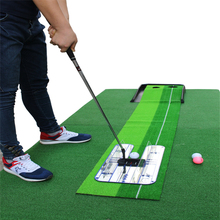 Posture Alignment Golf Training Aids Golf putting practice trainer for golf club practice