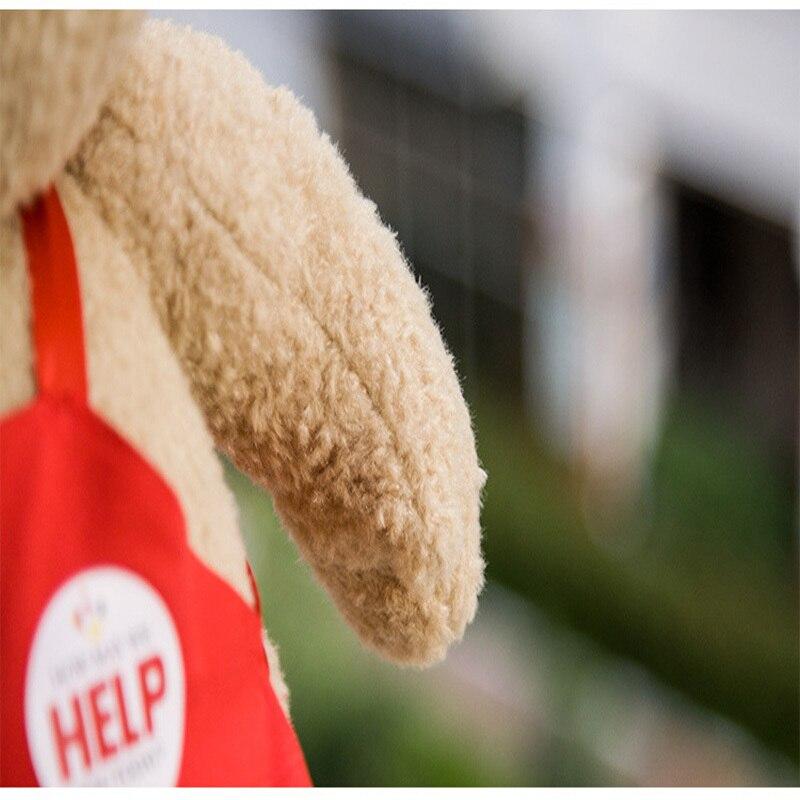Ted2 tecknad film teddybjörn TED plysch leksaker mjuk fylld djur - Dockor och tillbehör - Foto 5