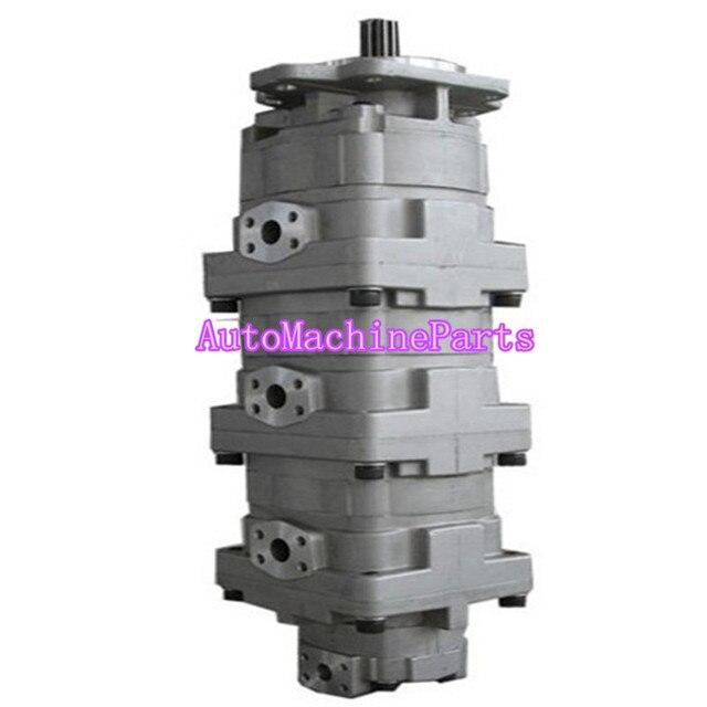 705 56 34180 7055634180 Hydraulic Pump ASS'Y For Komatsu WA380 1 538