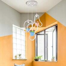 Современная светодиодная потолочная люстра для детской комнаты, 85-265 в, современная светодиодная люстра, бесплатная доставка