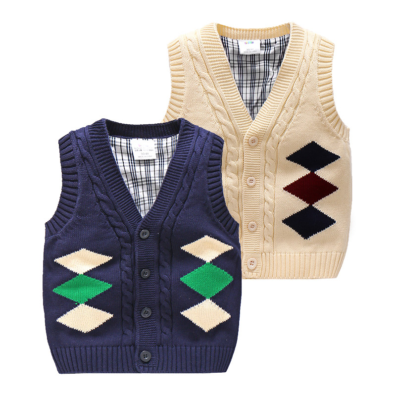 Symbol Of The Brand Cathery Fashion Casual Kids Baby Boy Girl Knitted Sweater Cardigan Coat Long Clothing, Shoes & Accessories