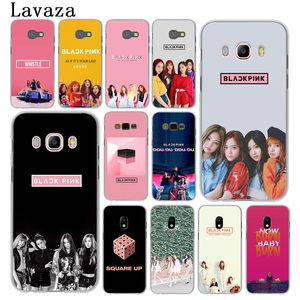 Lavaza Blackpink Black Pink Lisa Rose Phone Case for Samsung Galaxy J7 J3 J2 J1 J5 2015 2016 J7 Prime J5 2017 EU Version Cover