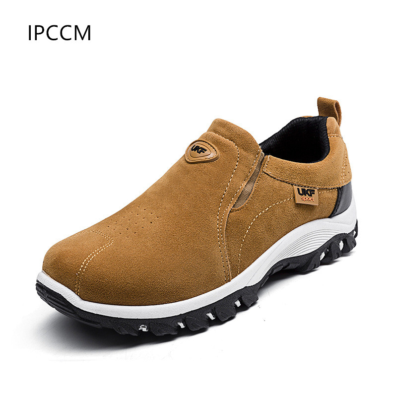 IPCCM 2018 Spring And Autumn New Wear-resistant England Shoes Outdoor Hiking Casual Fashion Men's Shoes бра idlamp 406 406 3a blackchrome
