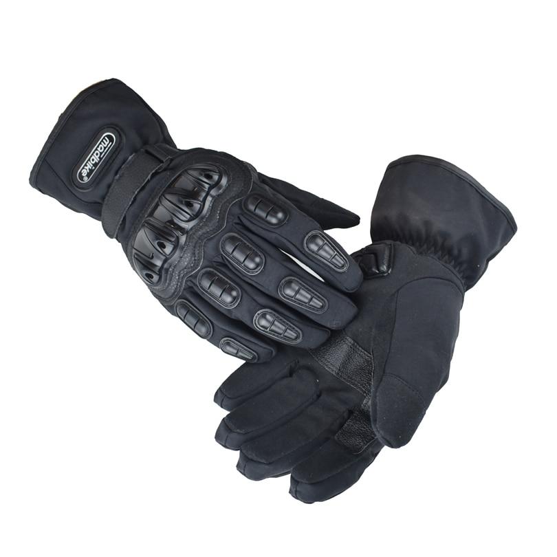 Madbike guantes de moto más nuevos a prueba de agua moto guantes - Accesorios y repuestos para motocicletas - foto 3