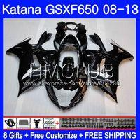 Kit For SUZUKI KATANA GSXF 650 650F GSX650F 08 09 10 11 12 13 24HM.3 GSXF650 2008 2009 2010 2011 2012 2013 Fairing