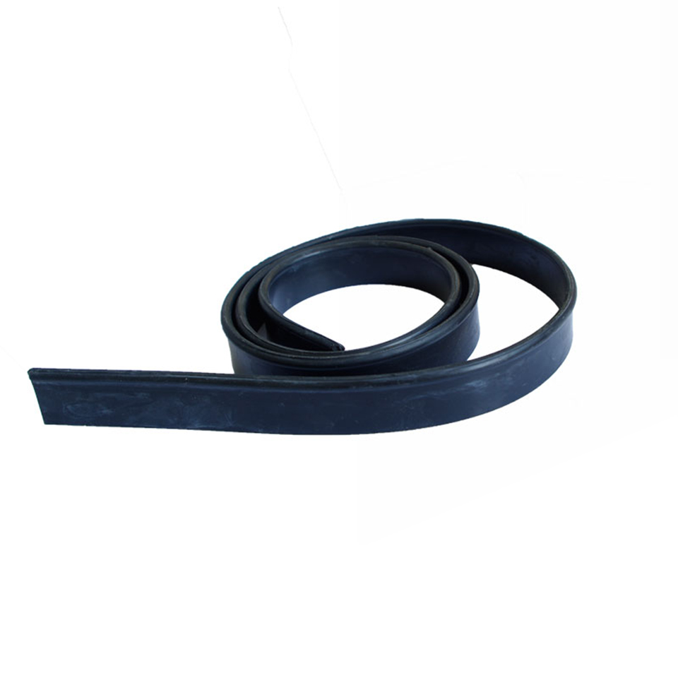 Image 2 - 105 см * 2 см Ракель лезвие (резиновые щетки только без ручки) черная резиновая лента MO 40A-in Наклейки на автомобиль from Автомобили и мотоциклы
