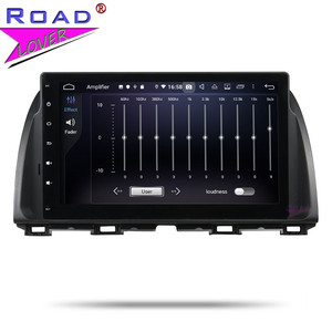 Image 4 - 2 Din 10.1 Android 9.0 Car Radio 4G RAM 64G ROM For Mazda CX 5 CX5 Atenza Stereo GPS Navigation Autoradio Car Head Unit