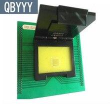 Qbyyy программирования разъем адаптера EBGA24 для UP818 UP828 ультра программист EBGA24 универсальная розетка