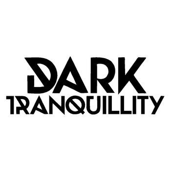 Темное спокойствие Виниловая Наклейка окна автомобиля ноутбука Death металлический ремешок Логотип Стикер