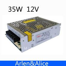35W 12V 3A Single Output Switching power supply for LED Strip light