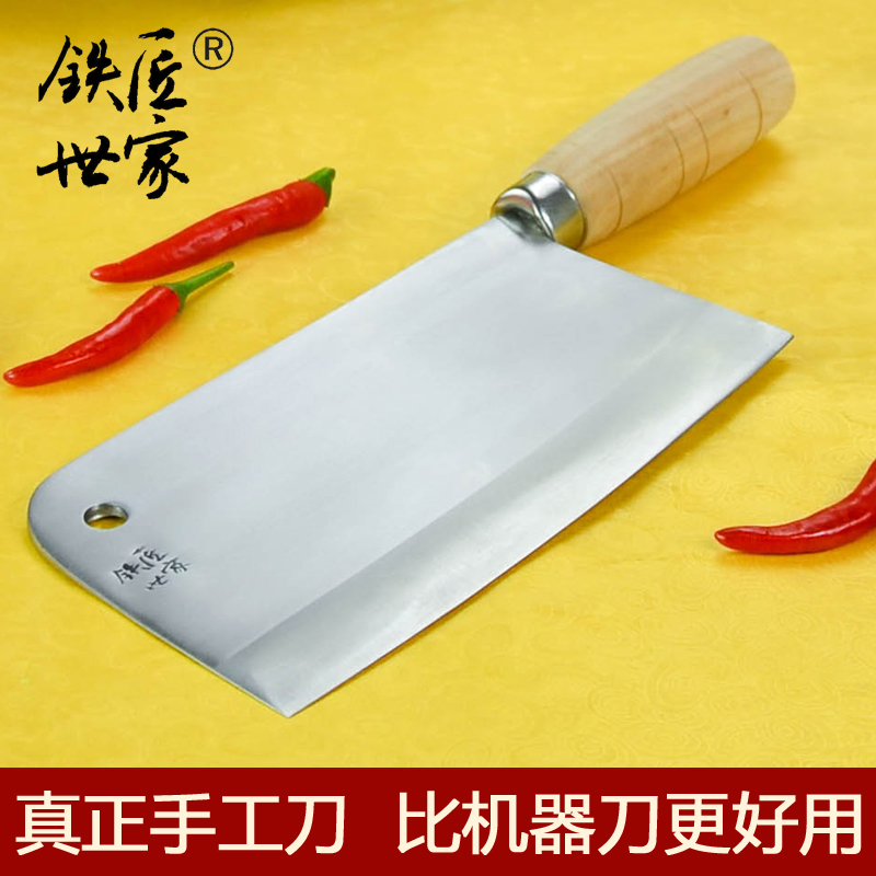 Handmade Kitchen Accessories cut bone household slicing chop lamp font b knife b font stainless steel