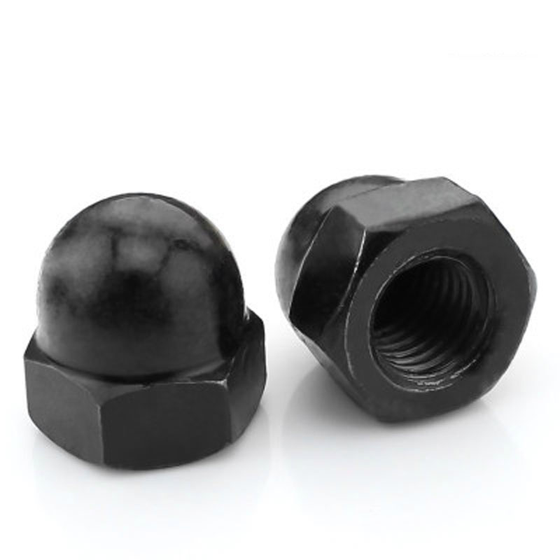 M3/4/5-M12 GB923 Black Cap Nut, Cap Nut, Decorative Nut, Ball Screw Cap кофточка quelle patrizia dini by heine 5753
