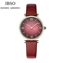 Famosa Marca de Relojes de Las Mujeres Vestido Delgado 2016 de la Moda Femenina Reloj de Cuarzo Elegante Reloj Reloj Del Relogio Feminino Montre Femme