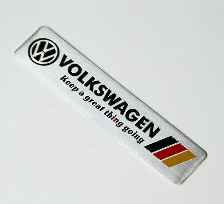 Volkswagen R Line Vw Stickers Motorsports Car Emblem Badge