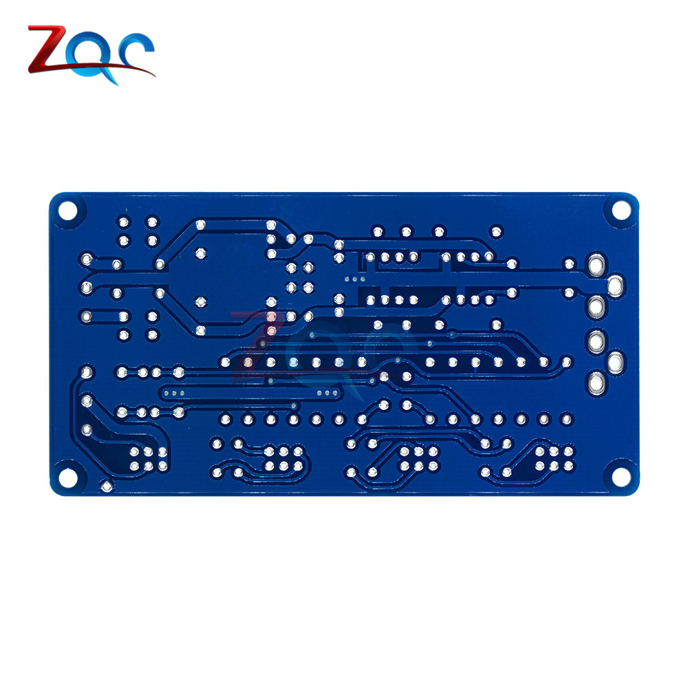 Image 2 - NE5532 Volume Control Audio Power Amplifier PCB Board / DIY Kit Electronic PCB Board Module-in Instrument Parts & Accessories from Tools