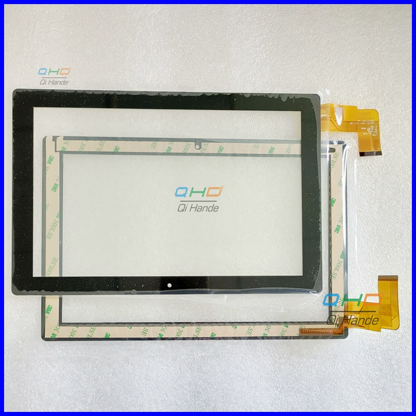 Original New 10 1 inches touch screen HSCTP 747 10 1 V0 Digitizer Replacement Parts For