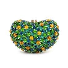 2016 förderung Top Klappe Tag Kupplung Einzigen Unisex Europa Hohle Diamant Luxus Preislich Abendessen Tasche hochwertige Damen Volle Hand