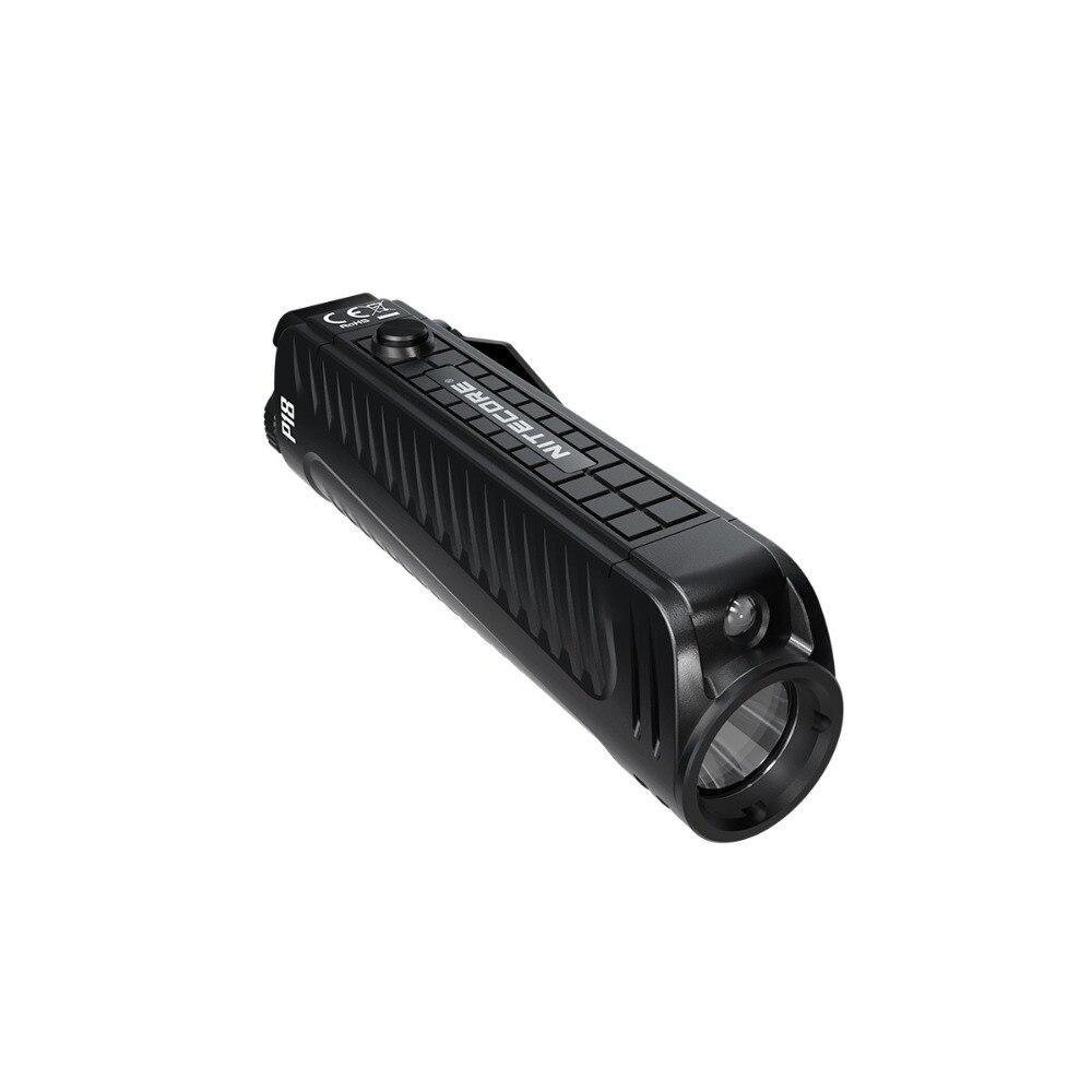 2019 новый NITECORE P18 1800 люмен CREE XHP35 HD светодиодный Белый Красный светильник Шестерни правоохранительных органов поиск Открытый Кемпинг светодиодная вспышка светильник фонарь - 4