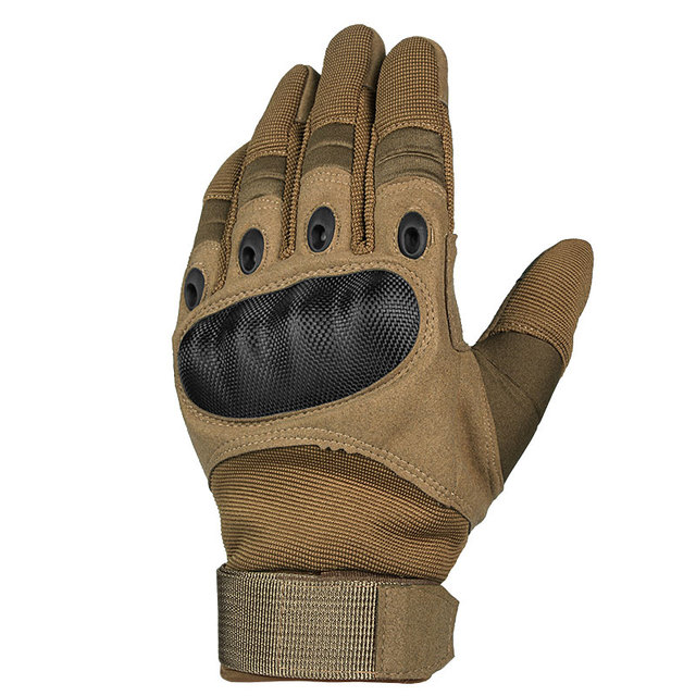 OZERO Motorcycle Gloves Super Fiber Reinforced Leather Motocross Motorbike Biker Racing Car Riding Moto Gloves Men 9024 4
