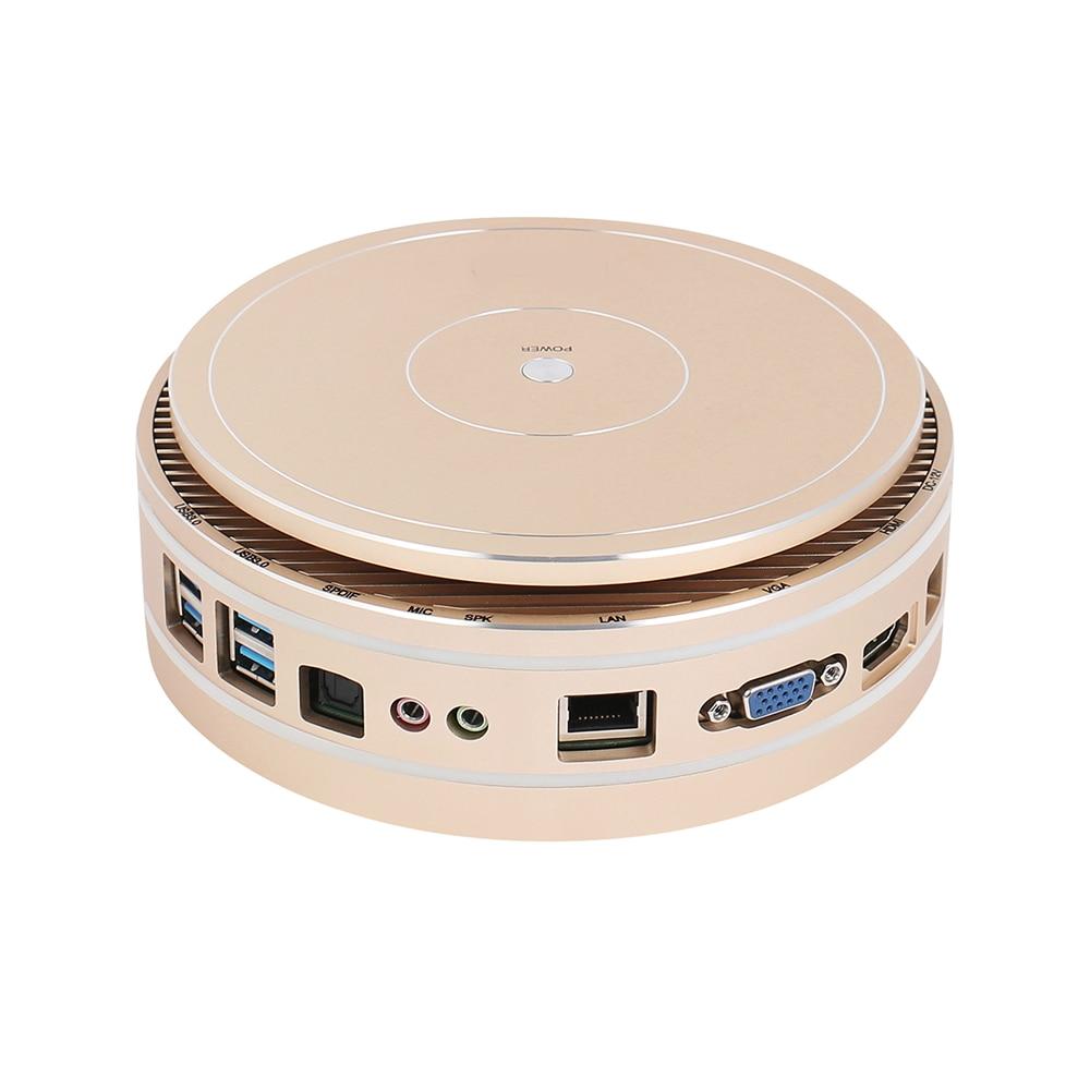 Mini PC intel core i7 5550U i5 5250U i3 4025U HTPC tv, pudełko Windows 10 komputera hdmi vga wifi usb rodziny pulpit PC