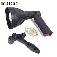 ICOCO Mini Portable Stainless Steel LED Flashlight Battery Powered UV Torch Pen Light Lamp 365nm Currency Detector Pen Sale