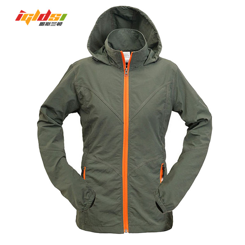 Anti-Uv Women   Basic     Jacket   Female Breathable Coat 2018 Summer Women's Thin Waterproof Windbreaker Casual Ladies Hooded   Jackets