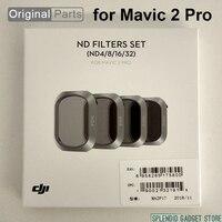 Original ND Filters Set for DJI Mavic 2 Pro ND4,ND8,ND16,ND32 Light Reducing Filters High quality Precise Mechanical Design