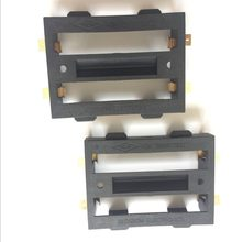100pcs/lot 26650 battery holder 26650 smt holder high quality storage box with Bronze Pins SMT 1108(China)