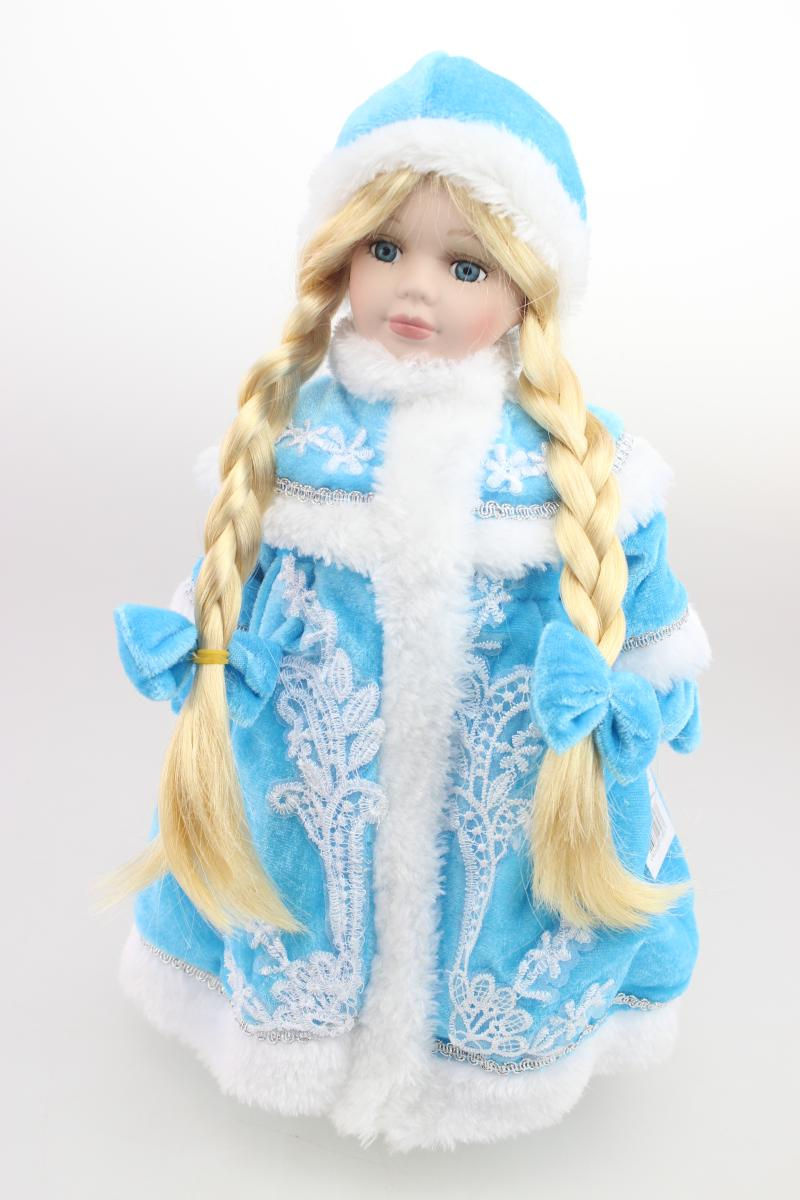 chirstmas gift american girl doll marry christmas decor porcelain dolls baby reborn doll snowgirl russian winter decoration in dolls from toys hobbies on - Christmas Decorations For American Girl Dolls