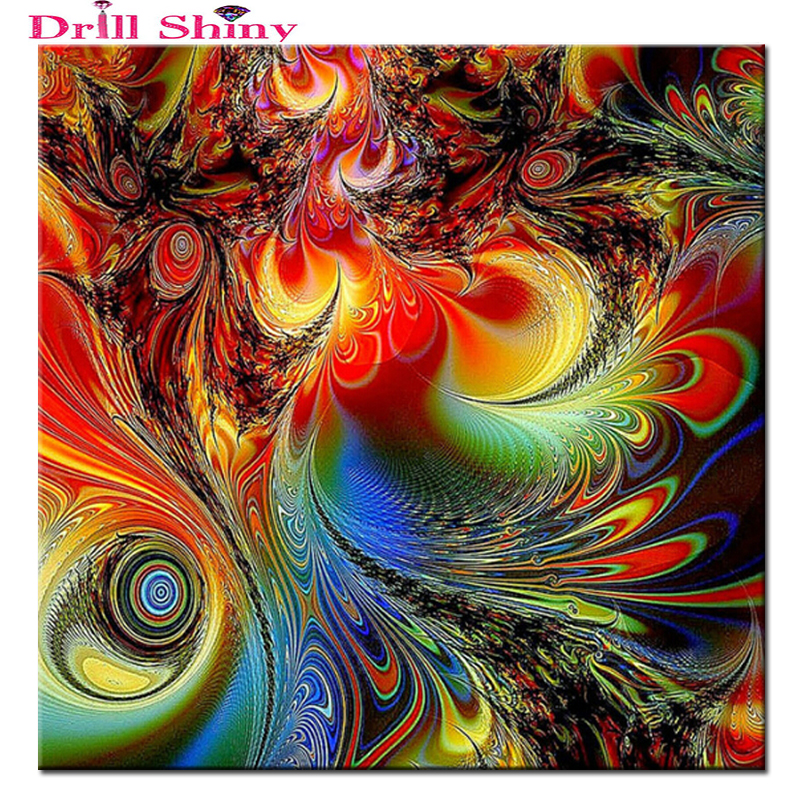 Phoenix Needlework DIY Diamond Painting Cross Stitch Full Mosaic Round 5D Diamond Embroidery Icon Home Decoration Painting