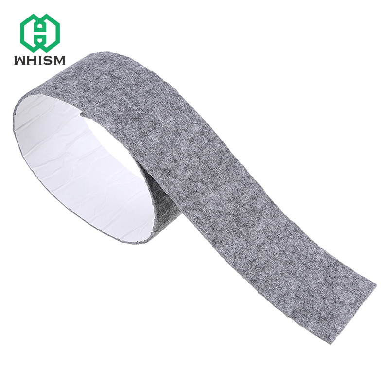 WHISM 100cm Furniture Leg Pad Floor Scratch Protector Anti Slip Mat For Sofa Furniture Self Adhesive ChairTable Cabinet Feet