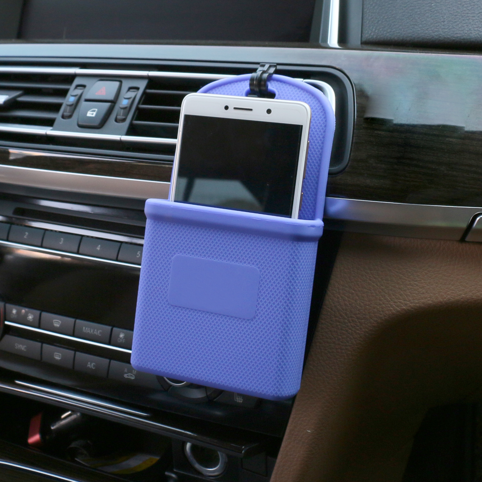 Silicone Vehicle-Mounted Cell Phone/Pen Holder,Fashion Car Styling Silicone Pen Baskets Phone Holder