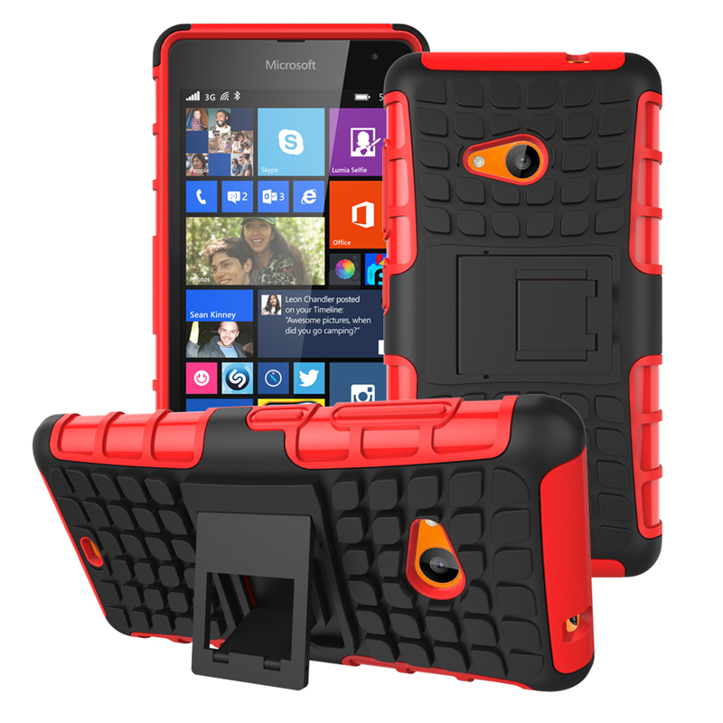 stand function phone cases for Lumia535 RM-1090 RM-1089 RM1090 RM1090 Case for Microsoft Nokia Lumia 535 RM 1090 1089 Phone Bags