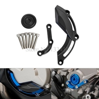 NICECNC Motorcycle Engine Stator Case Cover Guard Protector Kit For BMW S1000R S1000RR S1000XR 2009 2015