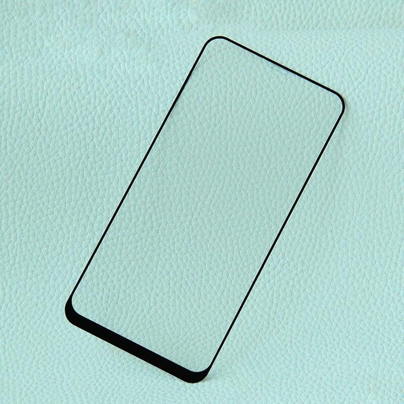 Asus zenfone 5 ZE620KL Verre Asus zenfone 5Z 5Q ZS620KL ZC600KL Trempé Protecteur D'écran En Verre QAZ de Maggie G + Plein Colle Film