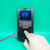 Biometric Fingerprint And Rfid Access Control Fingerprint Time Attendance And Access Controller Door Access Control Lock