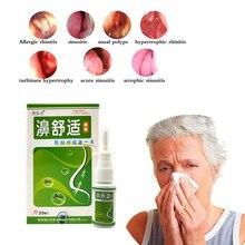 Nasal Sprays Chronic Rhinitis Sinusitis Spray Chin